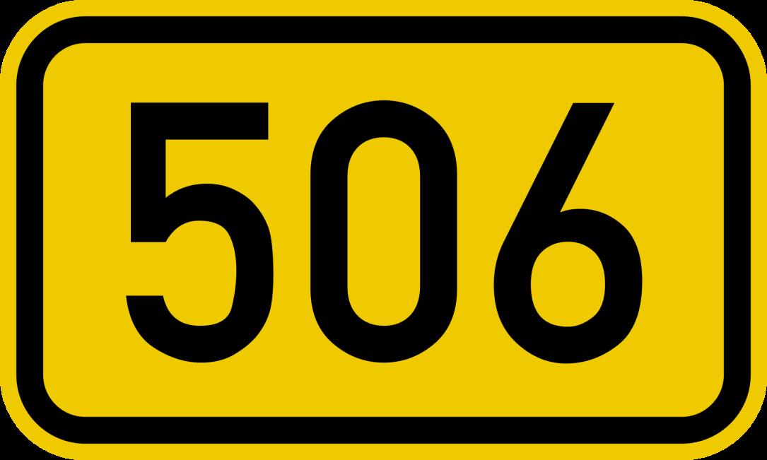 Bundesstraße_506_numb